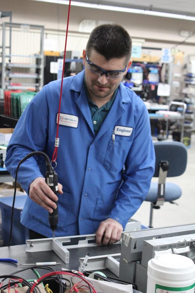 SCADA manufacturing