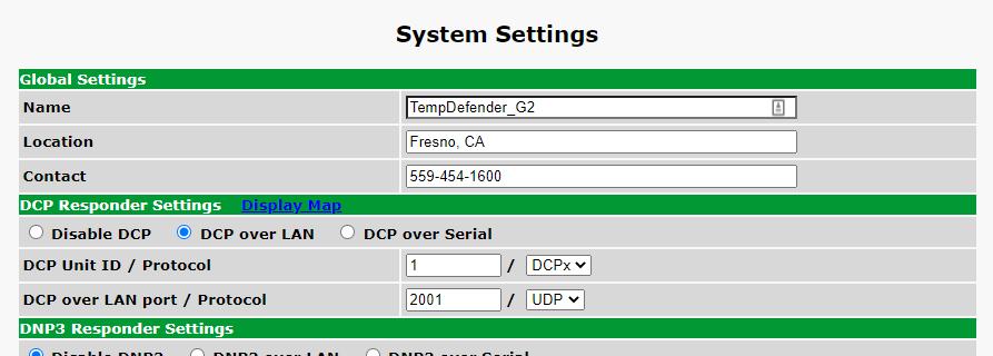 TempDefender Enable DCPx