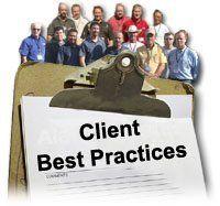 Client Best Practices