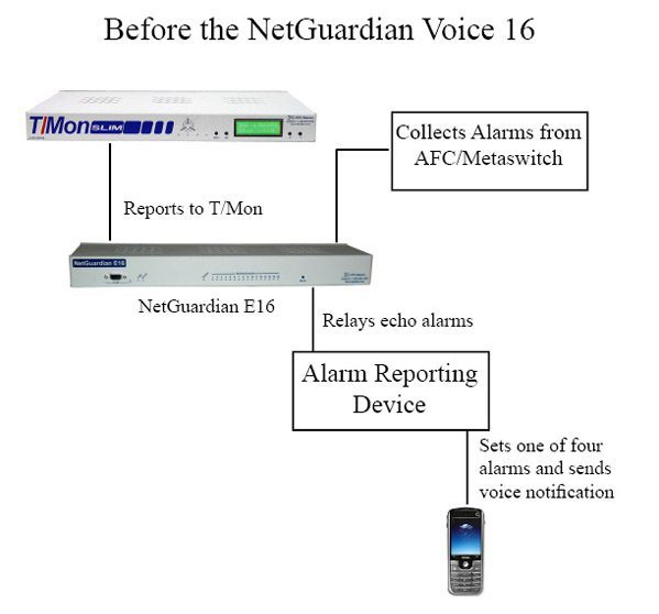 Small Voice Reporting Device Limits Site Coverage