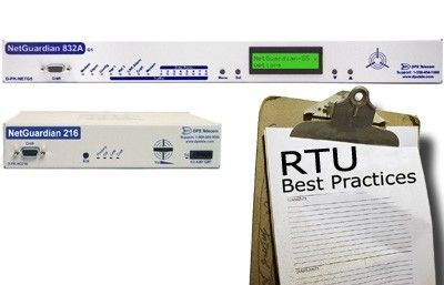 RTU Best Practices