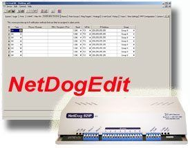 NetDog Offline Editor available