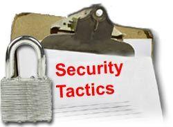 Security Tactics