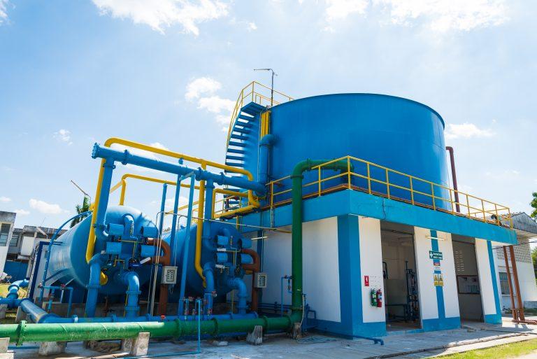 Water tanks monitoring