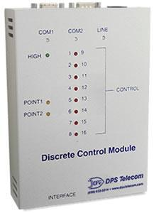 Discrete Control Module