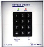 Building Access System Keypad