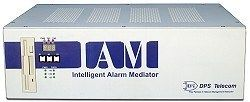 The IAM Rack Mounted Master Station