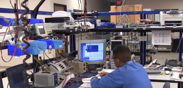 RTU manufacturing testing