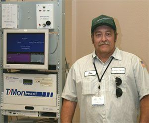 CC Communications Toll Technician James Granger